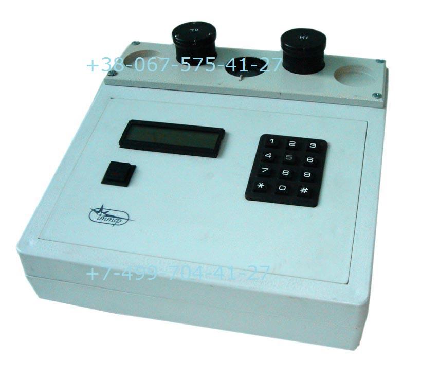 Анализатор ЦУ ТЕП-II-6 для определения белизны муки